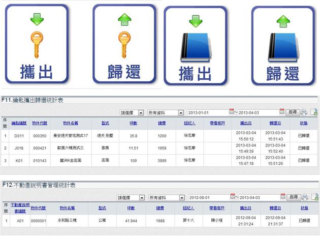 房仲管理系統 軟體
